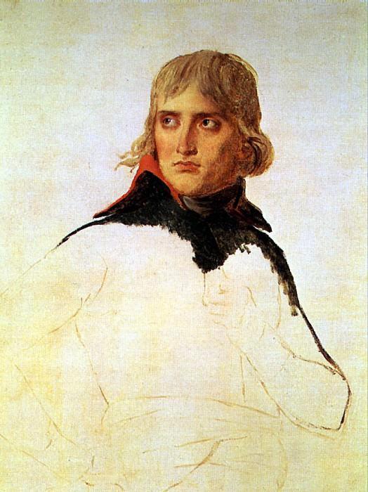 ДАВИД ЖАК ЛУИ - Генерал Бонапарт.. Louvre (Paris)