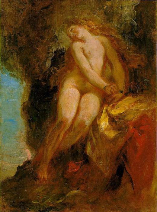 delacroix33. Ferdinand Victor Eugène Delacroix