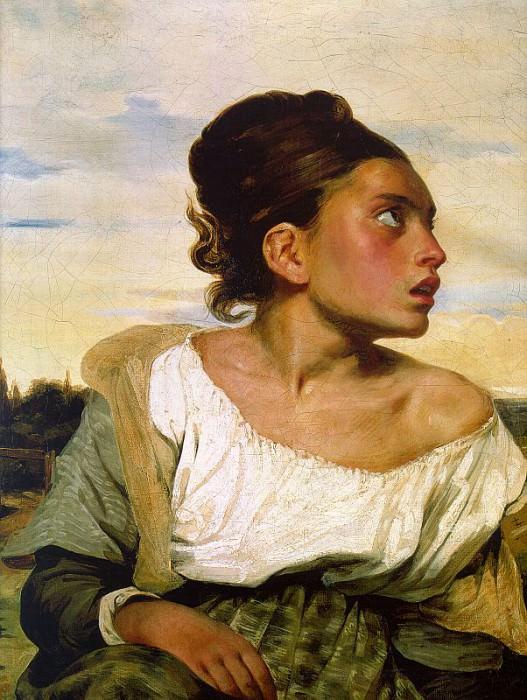 delacroix1. Ferdinand Victor Eugène Delacroix