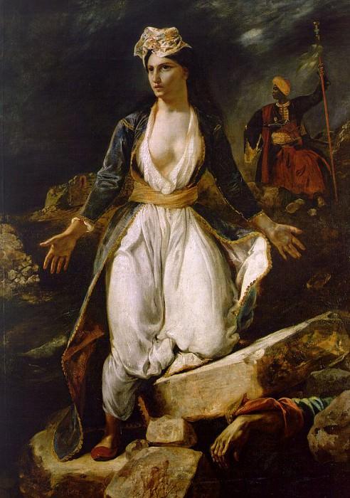 delacroix26. Ferdinand Victor Eugène Delacroix
