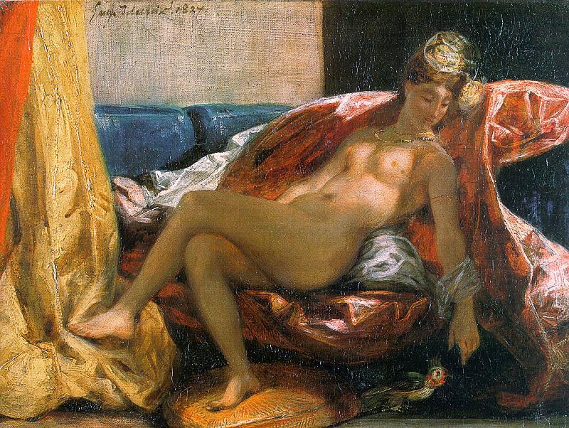 delacroix29. Ferdinand Victor Eugène Delacroix