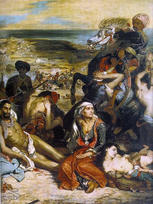 delacroix11. Ferdinand Victor Eugène Delacroix