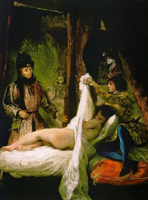 delacroix31. Ferdinand Victor Eugène Delacroix