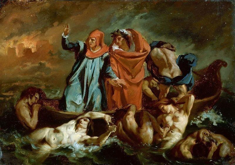 delacroix24. Ferdinand Victor Eugène Delacroix