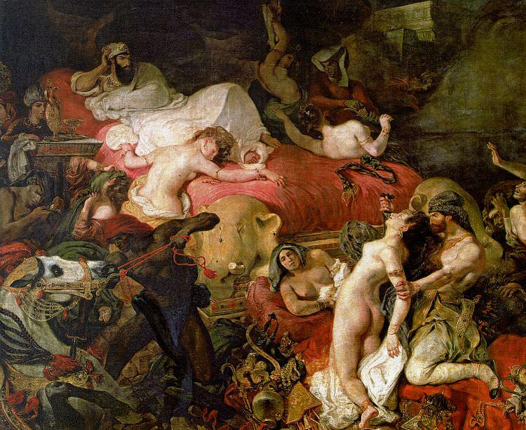 delacroix22. Ferdinand Victor Eugène Delacroix