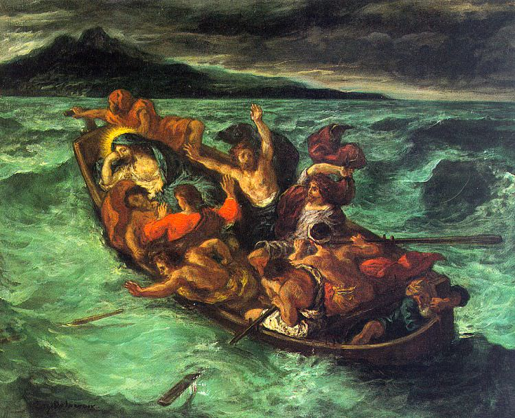 delacroix10. Ferdinand Victor Eugène Delacroix