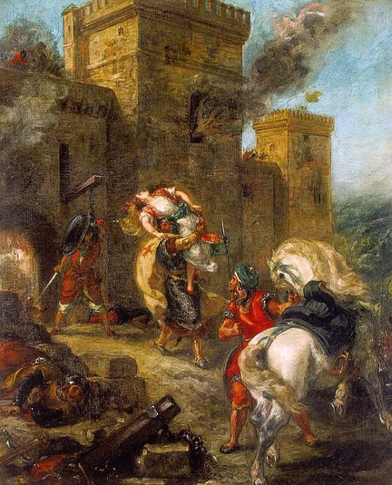 delacroix15. Ferdinand Victor Eugène Delacroix