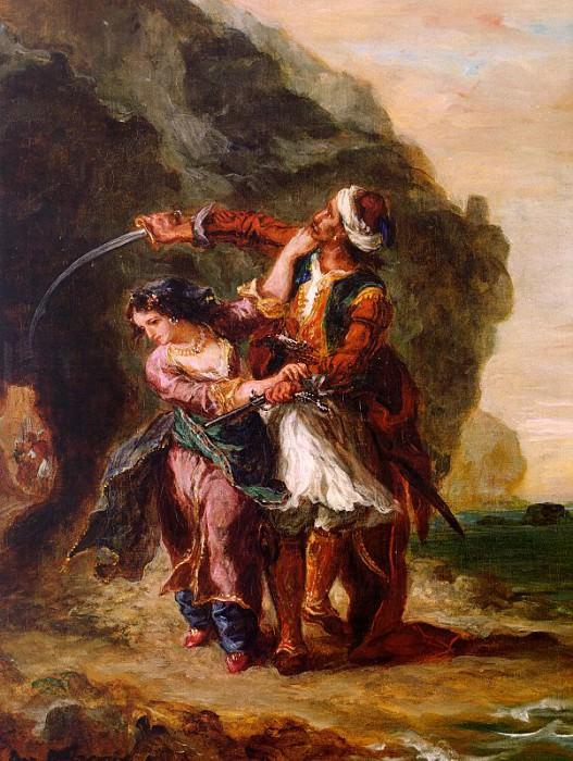 delacroix27. Ferdinand Victor Eugène Delacroix