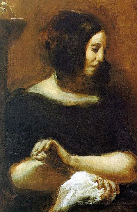 delacroix3. Ferdinand Victor Eugène Delacroix