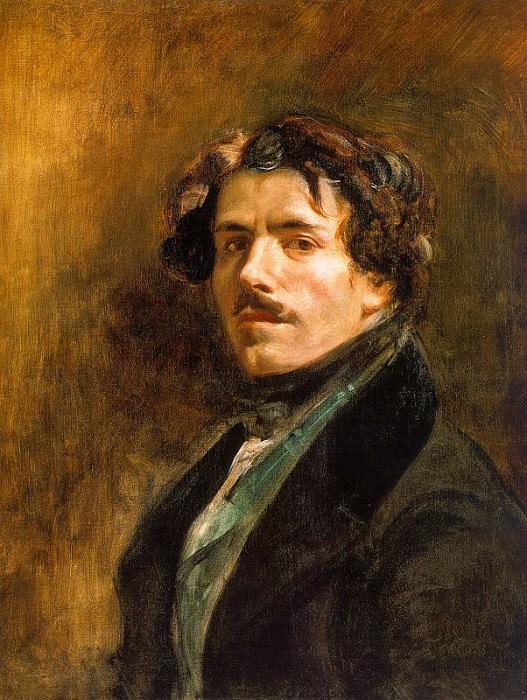 delacroix14. Ferdinand Victor Eugène Delacroix