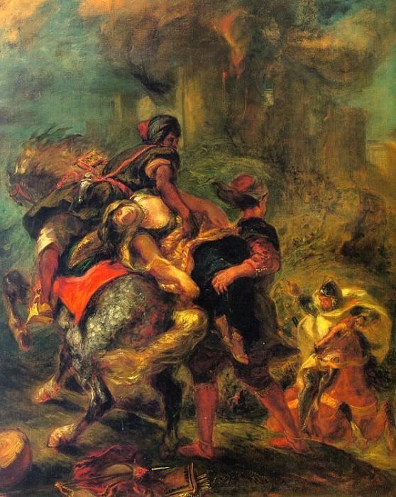 delacroix9. Ferdinand Victor Eugène Delacroix