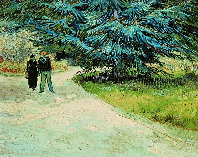 The Poet´s Garden III. Vincent van Gogh