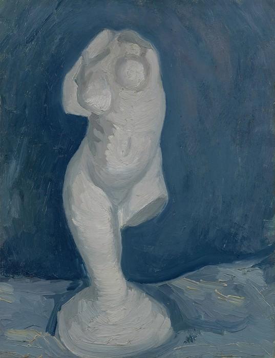 Torso of Venus. Vincent van Gogh