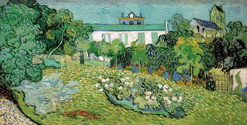 Daubigny s Garden 3. Vincent van Gogh