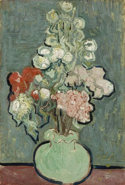 Vase of Flowers. Vincent van Gogh