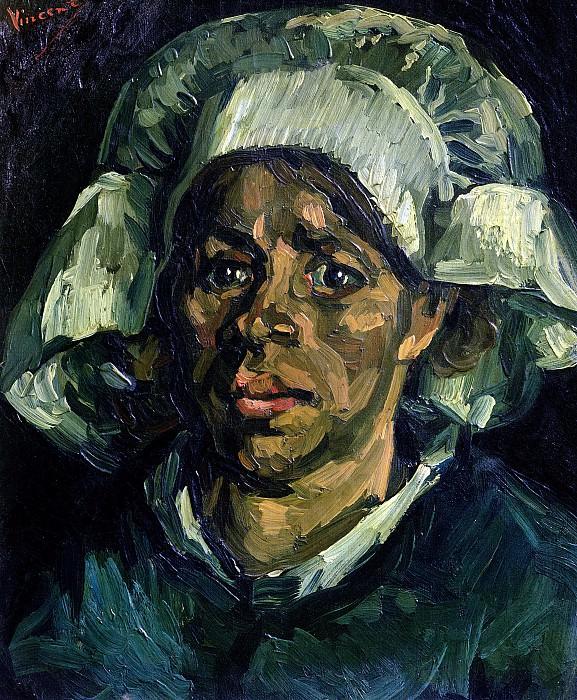 Gordina de Groot. Vincent van Gogh
