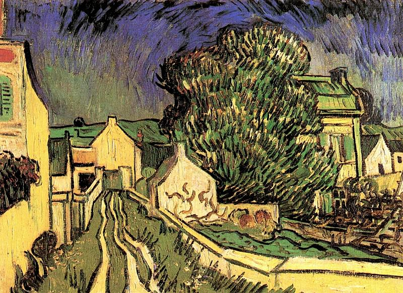 The House of Pere Pilon. Vincent van Gogh