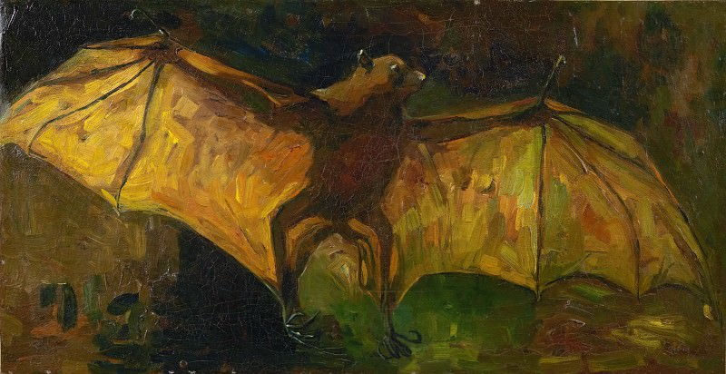 Flying Fox. Vincent van Gogh