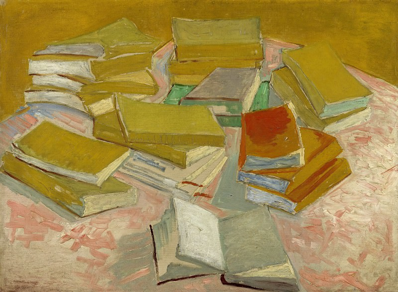 French Novels. Vincent van Gogh