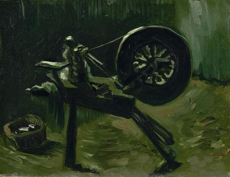 Bobbin Winder. Vincent van Gogh