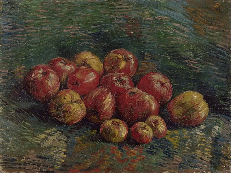 Apples. Vincent van Gogh