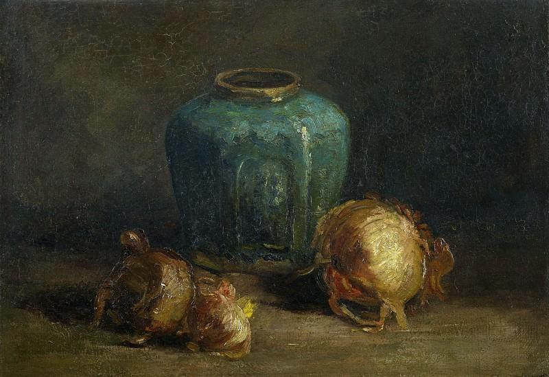 Имбирница и лук. Винсент Ван Гог