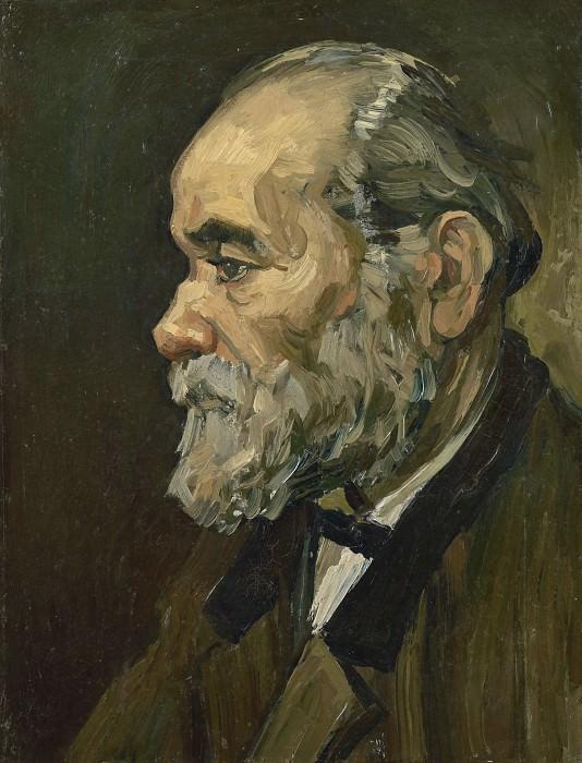 Портрет пожилого мужчины с бородой. Винсент Ван Гог