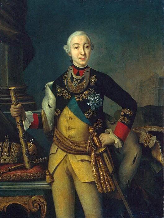 Portrait of Emperor Peter III. Hermitage ~ Part 05