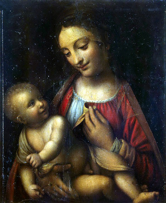Madonna and Child (3). Hermitage ~ Part 05