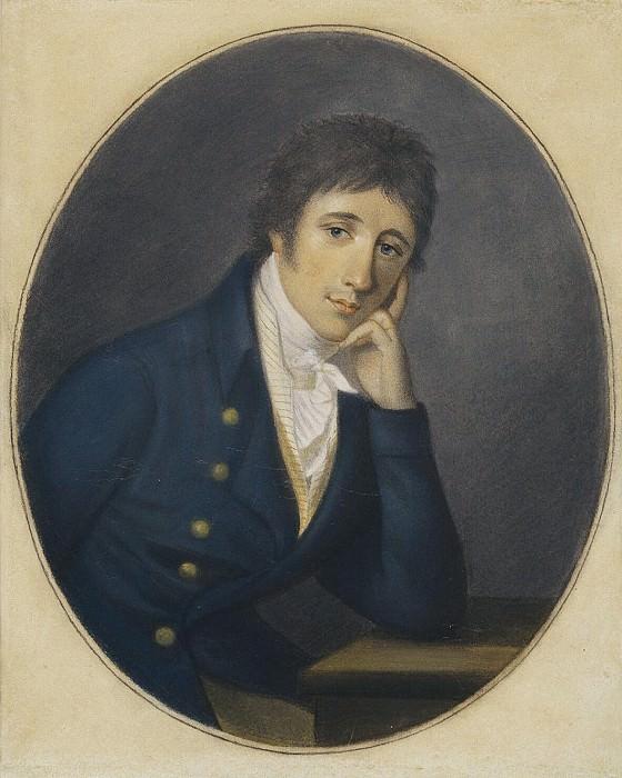 Portrait of Nikita Petrovich Panin. Hermitage ~ Part 05