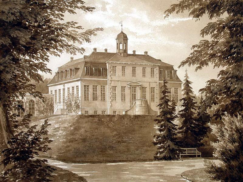 Castle Sorgenfrei. Hermitage ~ Part 05