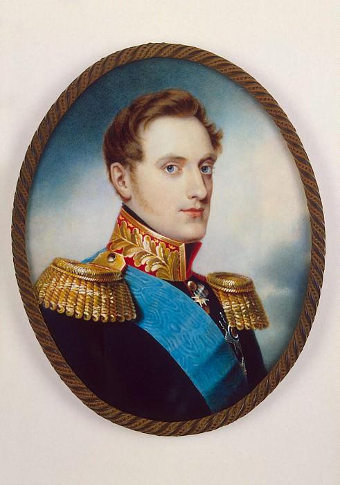 Portrait of Grand Duke Nicholas. Hermitage ~ Part 05