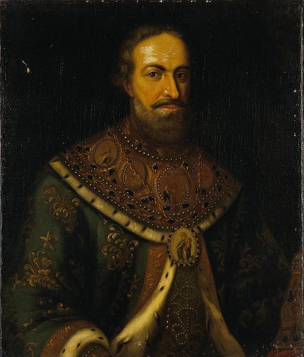 Портрет патриарха Филарета Никитича. Эрмитаж ~ часть 5
