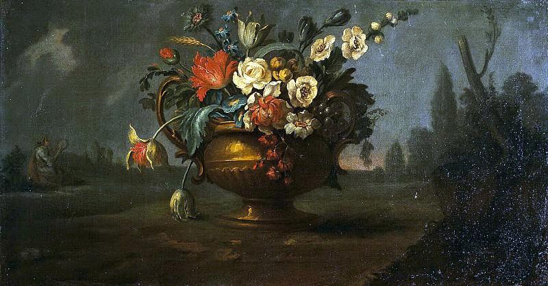 Desyudeport. Vase with Flowers. Hermitage ~ Part 05