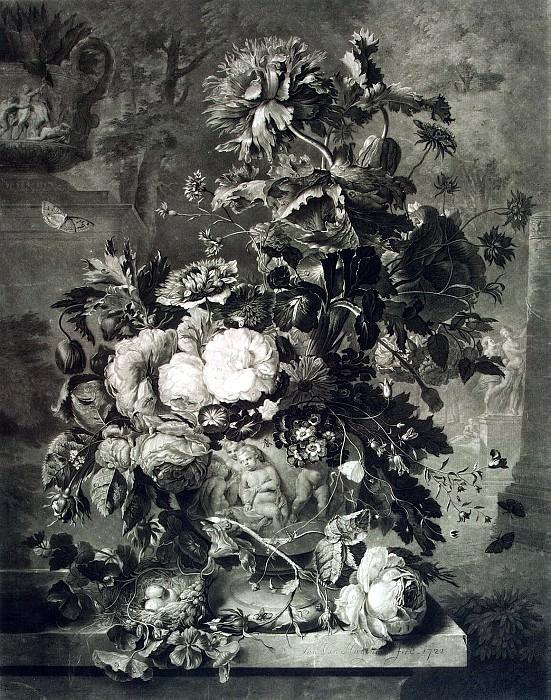 Richard Earlom - Flowers. Hermitage ~ Part 05