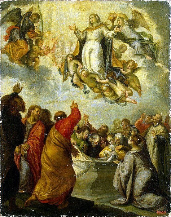 Camilo Francisco - Assumption of Mary. Hermitage ~ Part 05