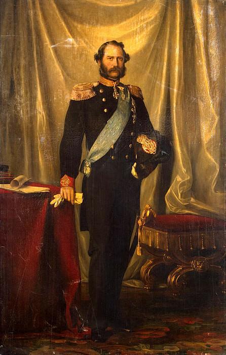 Portrait of the Danish King Christian IX. Hermitage ~ Part 05