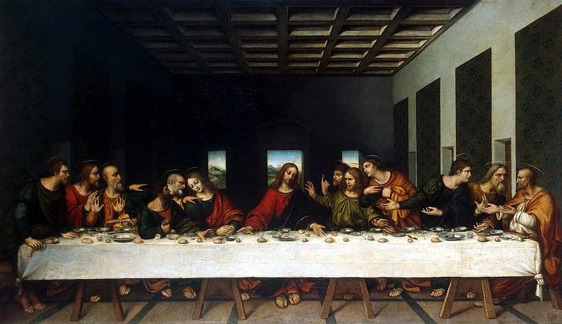 Last Supper. Hermitage ~ Part 05