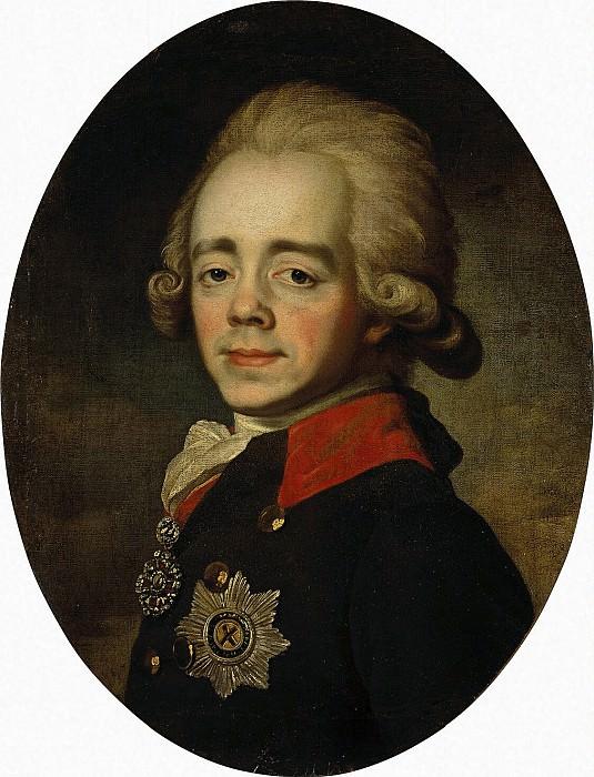 Portrait of Grand Duke Paul Petrovich (2). Hermitage ~ Part 05