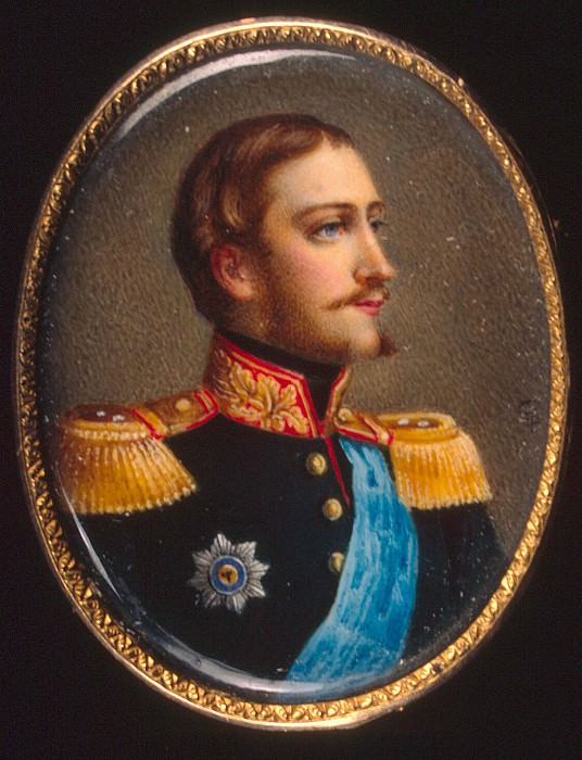 Portrait of Grand Duke Nikolai Nikolaevich. Hermitage ~ Part 05