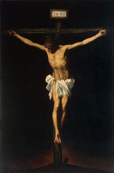 Cano Alonso - Crucifixion. Hermitage ~ Part 05