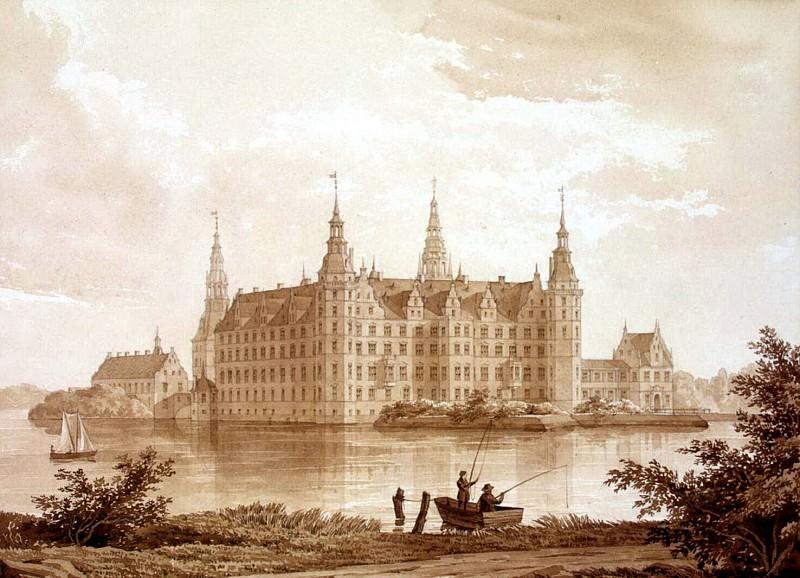 Frederiksborg Castle. Hermitage ~ Part 05