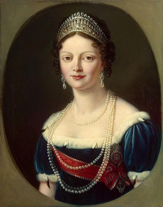 Portrait of Grand Duchess Catherine Pavlovna. Hermitage ~ Part 05