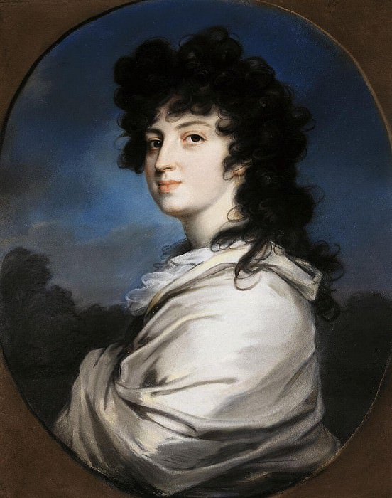 Portrait of Ekaterina Alexandrovna Zina. Hermitage ~ Part 05