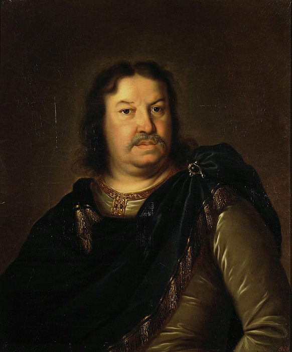 Portrait YF Dolgoruky. Hermitage ~ Part 05