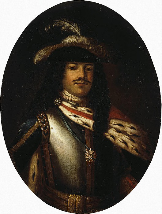 Портрет Петра I (3). Эрмитаж ~ часть 5