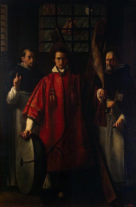 San Vicente, San Vicente Ferrer and St. Raymond Penyafortsky. Hermitage ~ Part 05