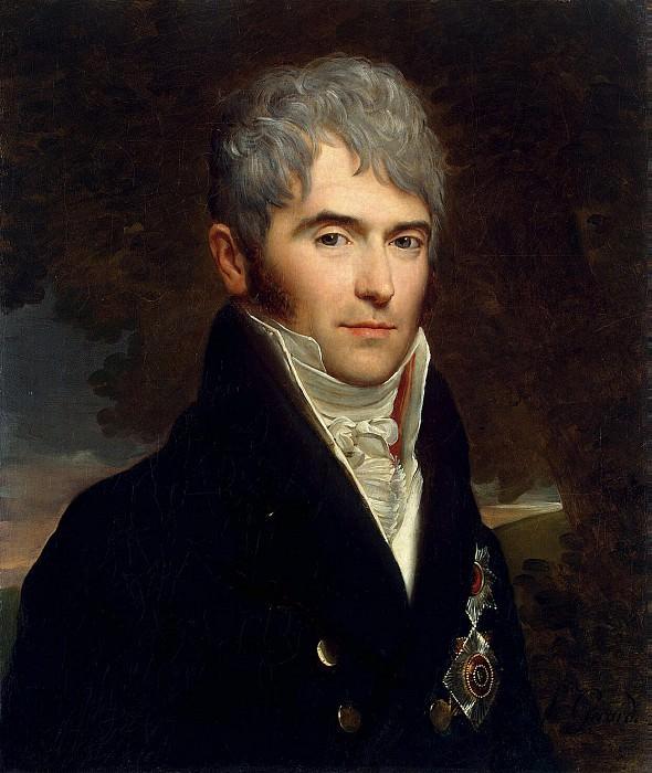 Gerard Francois - Portrait of Prince VP Kochubey. Hermitage ~ Part 05