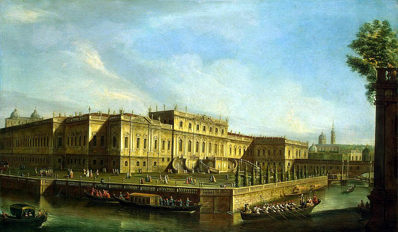 Summer Palace of the Empress Elizabeth. Hermitage ~ Part 05