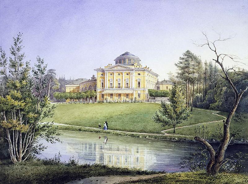 Pavlovsk Palace. Hermitage ~ Part 05